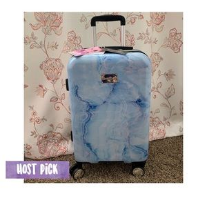 NWT Bebe Ada Collection Suitcase